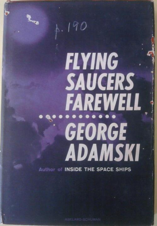 Az utolsó Adamski-könyv